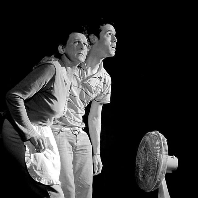 Toni Morkel and Roberto Pombo